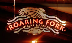 Roaring Fork - Located at Disney's Wilderness Lodge