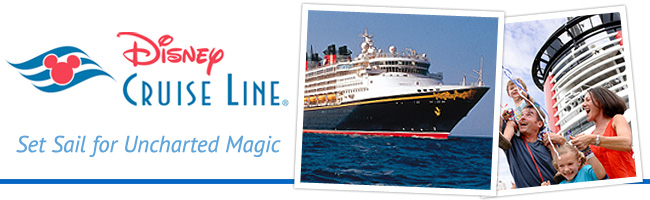 Disney Cruise Line - Set Sail for Uncharted Magic