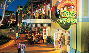 Downtown Disney - Disneyland