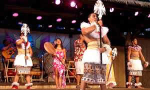 Disney's Spirit of Aloha Show - Located at Disney's Polynesian Resort