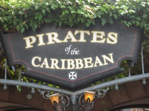 Pirates of the Caribbean - Disneyland Resort