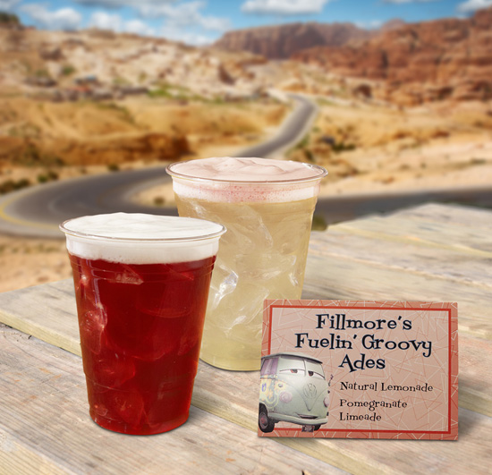Fillmore's Fuelin' Groovy Ades