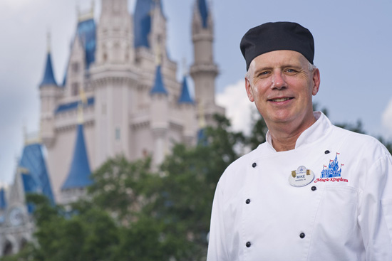 Be Our Guest Restaurant Chef