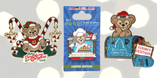 Chef Duffy Limited Edition Pin