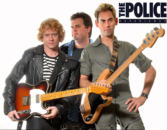 The Police Experience at Epcot Sounds Like Summer