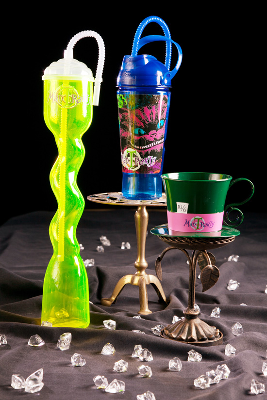 light-up souvenir cups