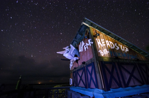Sight Unseen - Disney's Castaway Cay at Night