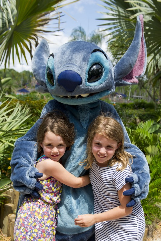 Disney's Typhoon Lagoon -- As summer heats up in Central Florida, water parks of Walt Disney World Resort offer guests the chance to relax and refresh