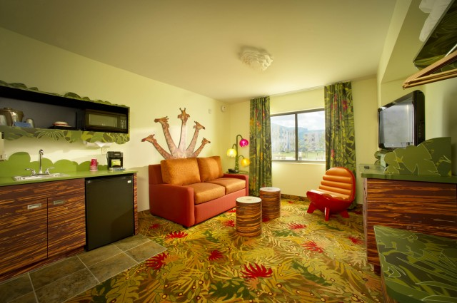 "New ""Lion King"" Family Suites at Disney's Art of Animation Resort"
