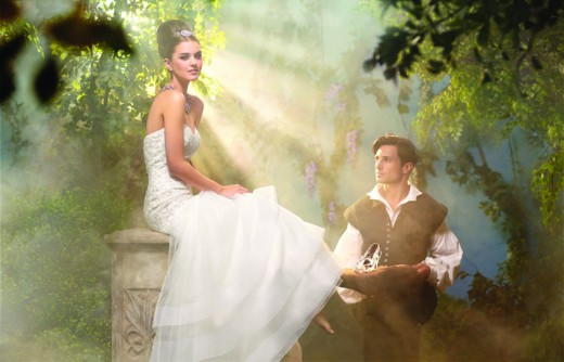 Cinderella 2012 Disney Bridal/Wedding Gown Collection