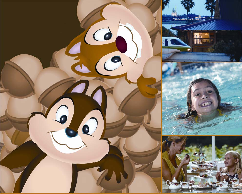 Save Up to 30% at Select Walt Disney World Resort Hotels this Fall