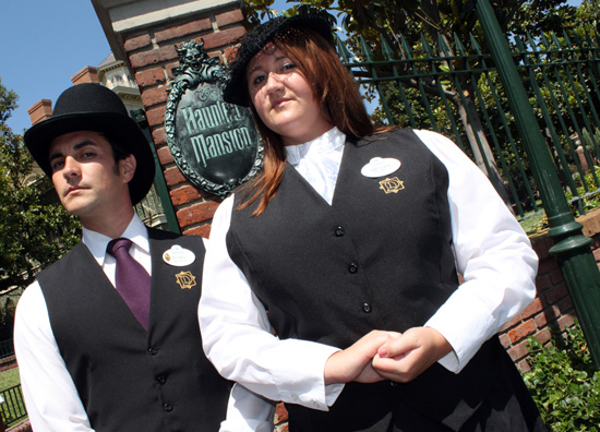 Disney's Happiest Haunts Guided Tour