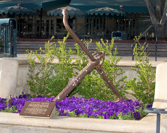 Lafitte's Anchor