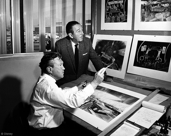 Disney Legend Herb Ryman