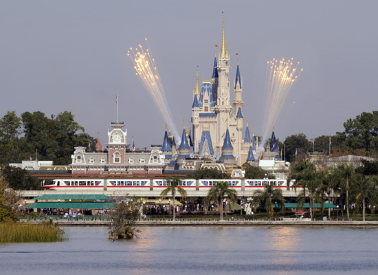 Disney Cruise Line goes to Walt Disney World Resort