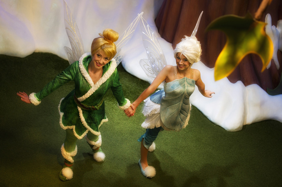 Meet Tinker Bell's Sister, Periwinkle, at Disneyland and Magic Kingdom Parks
