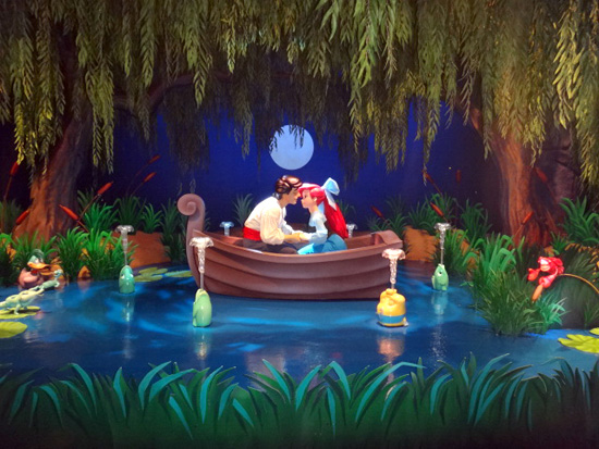 All in the Details: The First Photos from Under the Sea ~ Journey of The Little Mermaid at Magic Kingdom Park