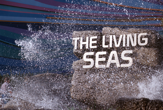 The Living Seas Pavilion