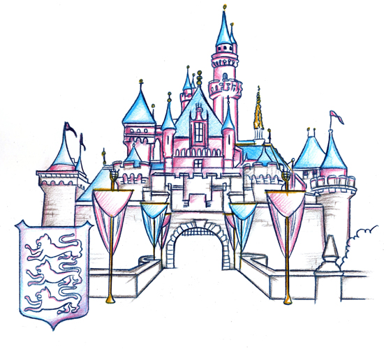 New Park Icon Sketch Collection Debuts at Disneyland Park