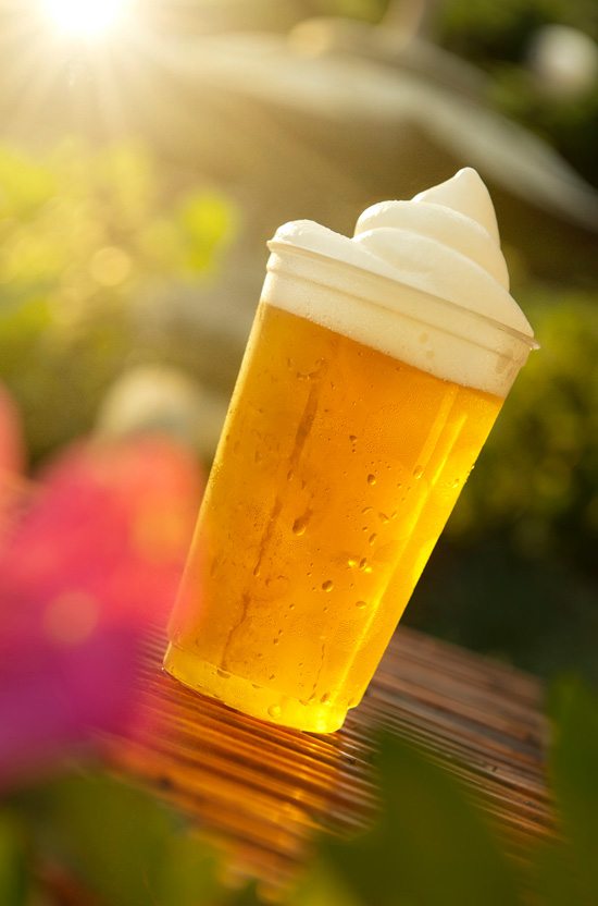 Frozen Draft Beer Comes to U.S. at the Japan Pavilion at Epcot