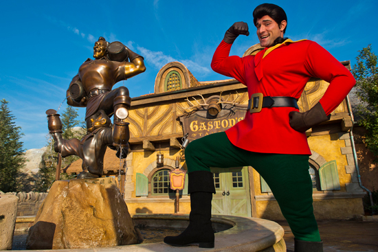 Exploring Gaston's Tavern in New Fantasyland at Magic Kingdom Park