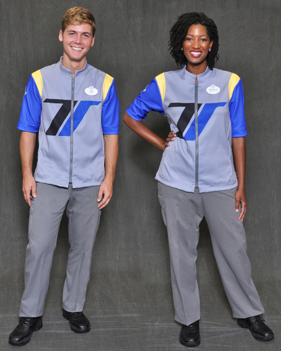 New Test Track Costumes Unveiled at Epcot This Week