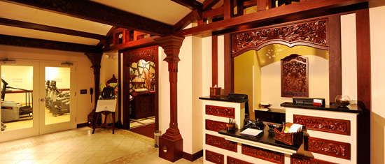 Mandara Spa at Disney's Grand Californian Hotel