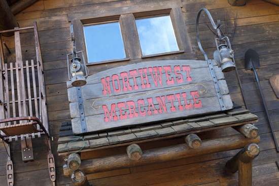 A Visit to Northwest Mercantile in the Canada Pavilion at Epcot