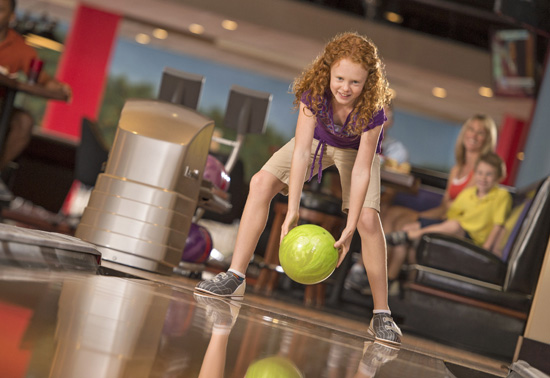 Splitsville Luxury Lanes opened at Downtown Disney at the Walt Disney World Resort