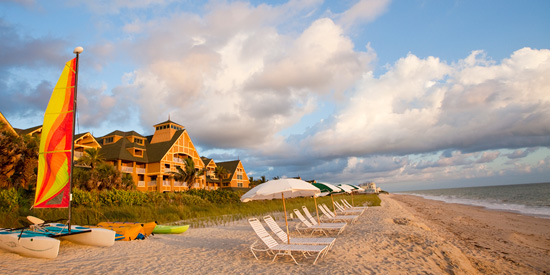 With 175 Villas, Disney's Vero Beach Resort is a great place to unwind, relax and enjoy the Florida sunshine.