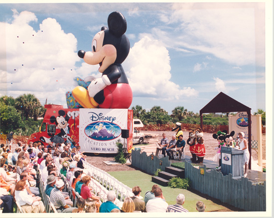 Vintage Walt Disney World: Disney's Vero Beach Resort Opens to Guests