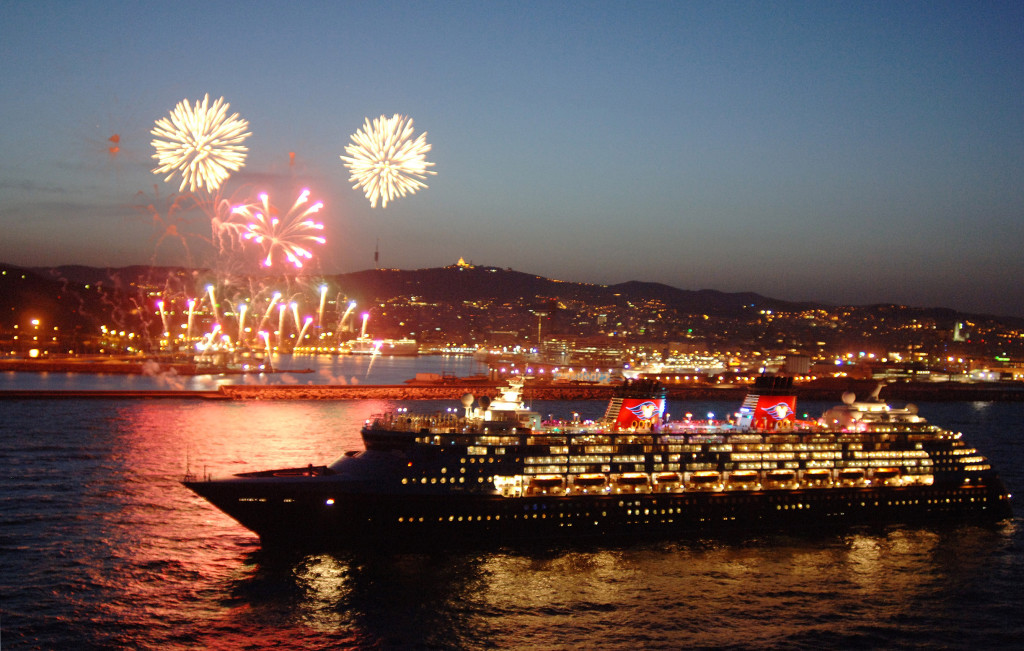 Disney Cruise Line Unveils New 2014 Itineraries and Ports