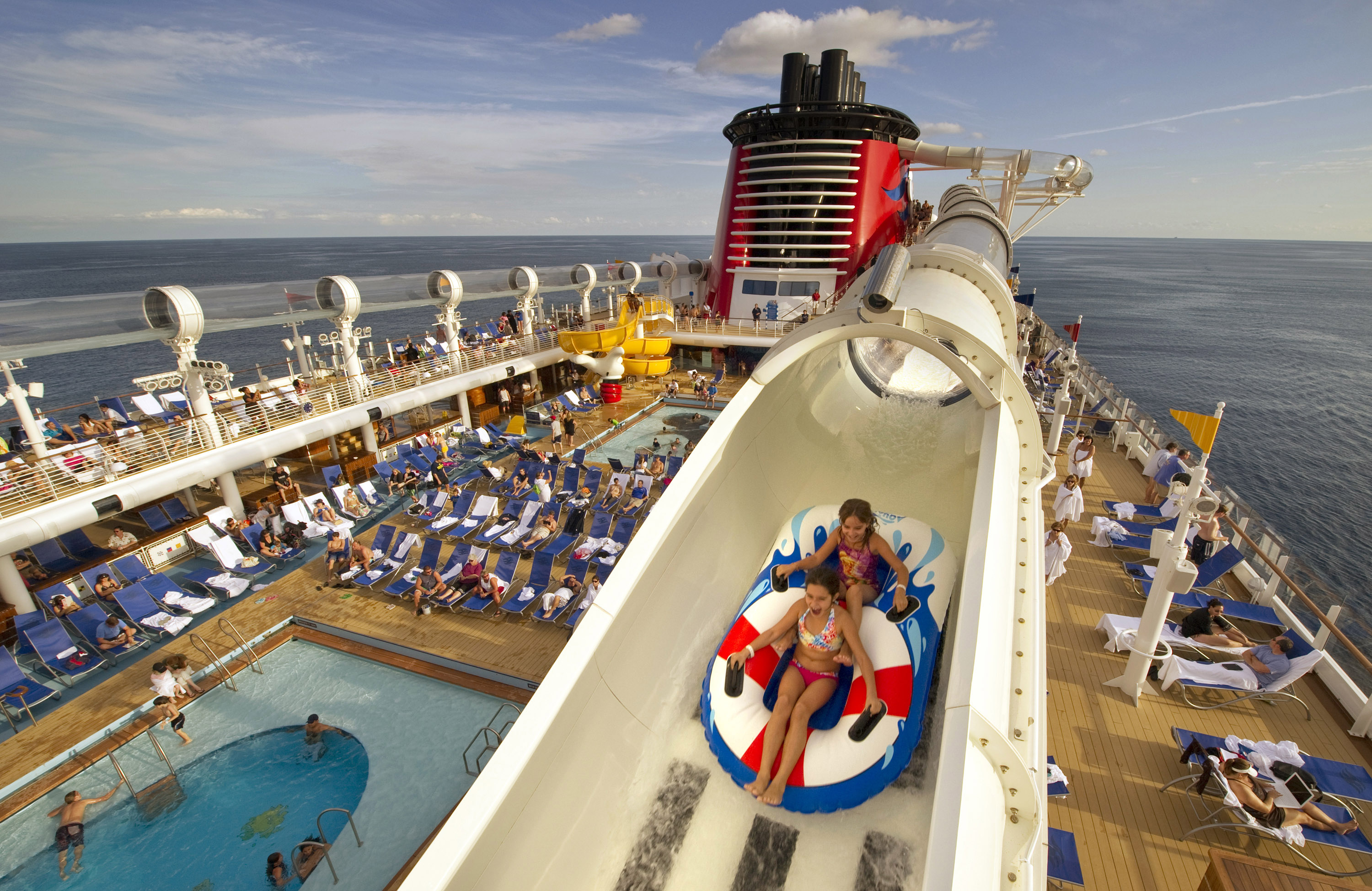 Disney tops cruise ship rankings