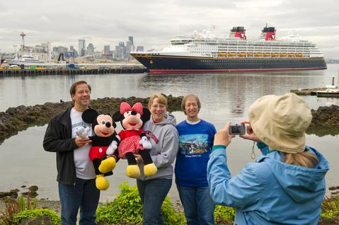 Disney Cruise Line is not just for kids