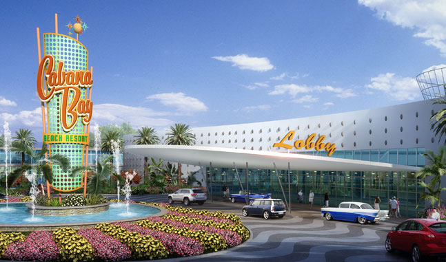 Universal's Cabana Bay Beach Resort Now Accepting Reservations
