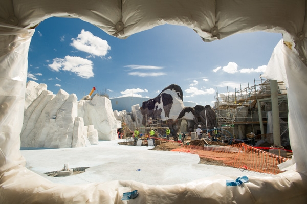 SeaWorld Orlando's Antarctica: Empire of the Penguin to open May 24