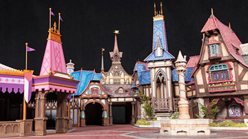 Disneyland Park in California will debut Fantasy Faire in March, a new interactive experience that gives guests a more personal experience with all the Disney princesses, all in one place.