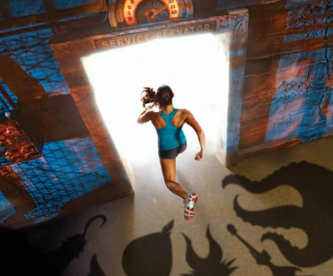 The Twilight Zone Tower of Terror™ 10-Miler Weekend October 4-5, 2013! Haunted by Disney villains at every turn
