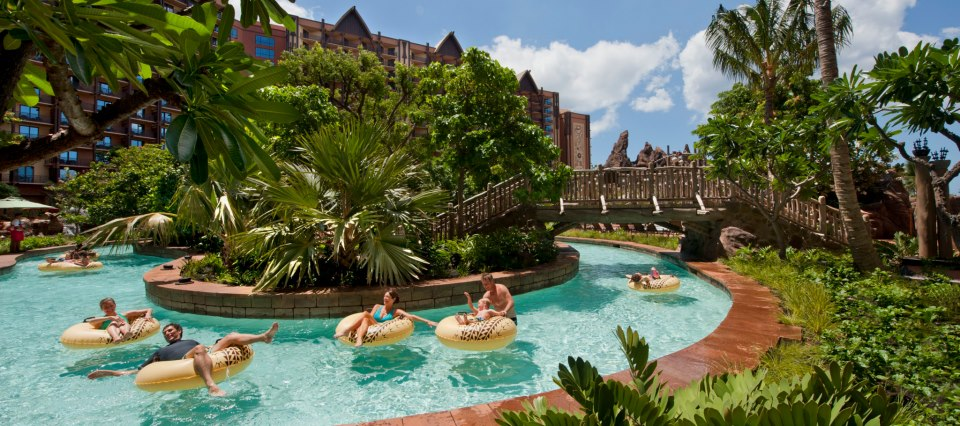"according to readers of Honolulu Magazine, Aulani, a Disney Resort & Spa, Ko Olina, is the ""Best Hotel for a Staycation."""