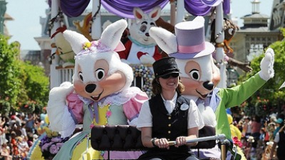 Easter services, Easter-themed arts and crafts, games, Easter egg hunts, special meet-and-greets and yes, you can even meet Mr. and Mrs. Easter Bunny in Town Square on Main Street, U.S.A., at the Magic Kingdom Park now through March 30.