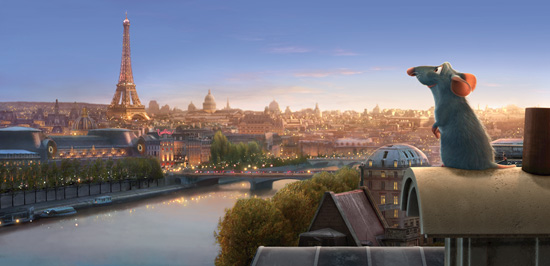 Ratatouille'-Themed Attraction Set to Open at Disneyland Paris in 2014