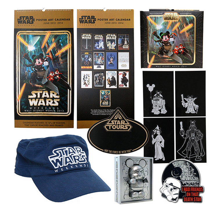 Star Wars Weekends 2013 Merchandise at Disney's Hollywood Studios