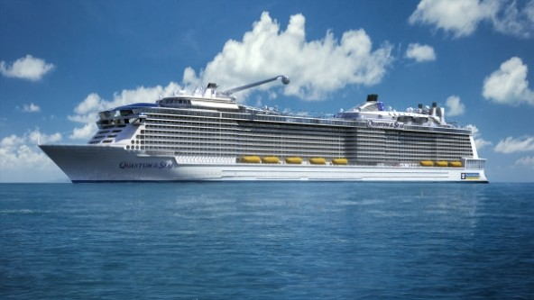 Building on a legacy of more than 40 years of innovation and creative design, Royal Caribbean International unveiled the first details of the next generation of cruise vacations – Quantum cruising.