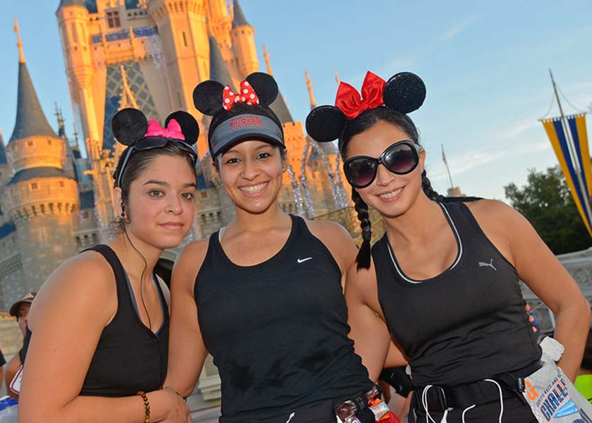 you can now book a Magic Your Way® Package for the Walt Disney World® Marathon Weekend, Jan. 9-12, 2014!