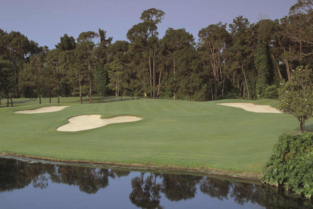 Walt Disney World  isn't just about the kids anymore! It's also a world-class golf destination - and the place an overwhelming number of PGA.com Facebook fans gave as the No. 1 golf resort for a family vacation.