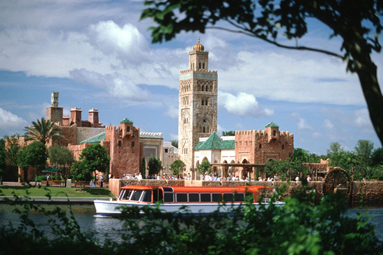 Look for a new waterfront eatery by the end of this year at the Morocco Pavilion in World Showcase at Epcot.