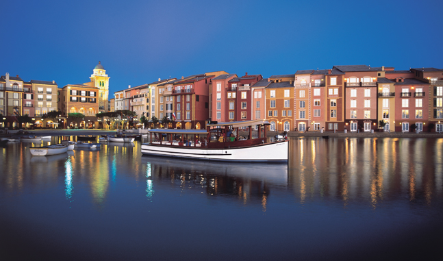 Beautiful All 750 Rooms And Suites At Loews Portofino Bay Hotel At Universal Orlando  Have Been Completely