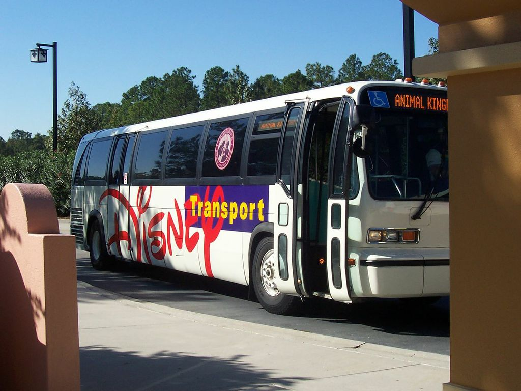 "In addition, when it comes to the resort buses, WDW is angling to add 40 of the new-style buses to their fleet. You know the ones ... they're ""boxy"" in shape with a big wide aisle down the middle and seats against the side of the bus."