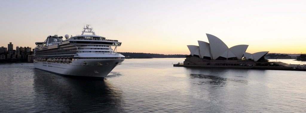 Diamond Princess in Australia & New Zealand – The ship once again sails on this favorite itinerary between Sydney and Auckland.