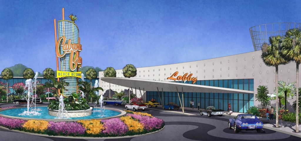 Universal Orlando's Cabana Bay Beach Resort Opens in 2014